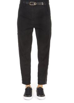 This is the superb 'Stone' Black Stretch Trousers by Annette Gortz! Featuring a flattering shape with a unique lining on the. Leggings Style, Leggings Fashion, Grey Cargo Pants, Wide Leg Trousers, Stretches, Shop Now, Black Jeans, Sweatpants, Shape