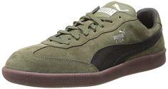 PUMA Liga Suede Classic Sneaker,Burnt Olive/Black,12 M US PUMA http://www.amazon.com/dp/B00GV551RU/ref=cm_sw_r_pi_dp_aMsJub07NVPNK