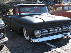 Love this body style Chev.