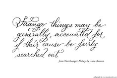 Jane Austen Quotes | jane austen quote 1