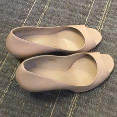 """Via Spiga Heels Gently worn in office only , excellent used condition. 3"""" heels Via Spiga Shoes Heels"""