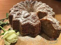 Sweet Cakes, Pound Cake, Food And Drink, Cooking Recipes, Yummy Food, Bread, Cookies, Chocolate, Baking