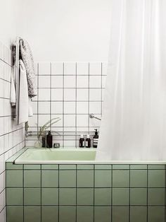 If you have a small bathroom in your home, don't be confuse to change to make it look larger. Not only small bathroom, but also the largest bathrooms have their problems and design flaws. Bathroom Renos, White Bathroom, Bathroom Furniture, Modern Bathroom, Bathroom Ideas, Bathroom Green, Bathroom Designs, Bathroom Storage, Shower Ideas