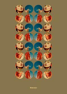 let's modernize the world together Collage Art, Vanity, Nice, World, Modern, Artwork, Movie Posters, Dressing Tables, Powder Room