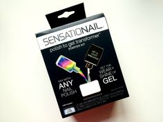 SensatioNail Gel to Polish Kit*