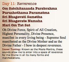 Reverence: Om Satchitananda Parabrahma Purushothama Paramatma Sri Bhagavati Sametha Sri Bhagavate Namaha Hari Om Tat Sat