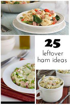 25 Leftover Ham Ideas | Cafe Zupas