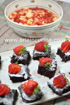 Blog di cucina di Aria: Torta vegana al cioccolato