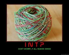 INTP... this says it all.