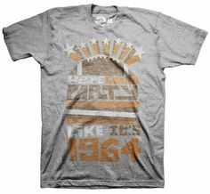 We're Gonna Party like it's 1964 Cleveland T-shirt www.freshbrewedtees.com