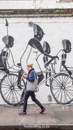 São Paulo street artist Alex Senna returns to London with a number of new murals across the city.