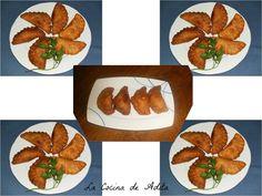 La Cocina de Adita: Empanadillas rellenas, de bonito en escbeche