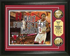 AAA Sports Memorabilia LLC - Derrick Rose Gold Coin Photo Mint - Chicago Bulls, $99.99 (http://www.aaasportsmemorabilia.com/nba/derrick-rose-gold-coin-photo-mint-chicago-bulls/)