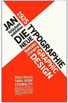 jan tschichold typography work - Google Search