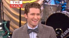 Matthew Morrison performs - guest on The Talk show 6-13-13