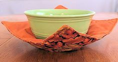 *****Unlike my other bowl potholders, these particular ones can NOT be used in…