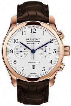 e7d7a6815e53 Bremont Watch Americas Cup Series Relojes hombres  Timepiece  Trindu   beautifulwatchesmen Relojes De Marca