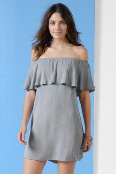 80df0373bd68 Keep Sweet Off Shoulder Dress at Tobi.com  shoptobi Off The Shoulder