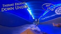 Therme Erding Down Under 360° VR POV Onride Water Slides, Vr, Drinks, Drinking, Beverages, Drink, Beverage
