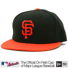 San Francisco Giants Authentic Alternate Performance 59FIFTY On-Field Cap - MLB.com Shop