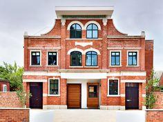 Grand Designs TV house: The Old Cinema in South Yorkshire #Granddesigns #selfbuild #oldcinema #Yorkshire