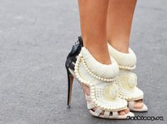 Don't think I would ever wear these... but they have lots of personality!!! :)