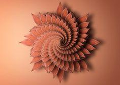 Fractals. by Matt Walford, via Behance