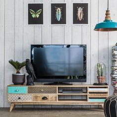 Emmeline Media Cabinet - Sideboards & Wardrobes - Furniture - Furniture