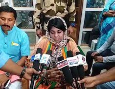 সিআইডির ম্যারাথন জেরায় কাহিল হয়ে পড়ছেন বিজেপি প্রার্থী ভারতী ঘোষ - Najore Bangla News
