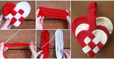 Danish hearts are one of the most cute heart projects that you can make as a Christmas decoration. Now we perfectly understand that it might be a bit too late and you might have already moved to kitchen and other Christmas last day stuff and have put your yarn aside for a while. However, if… Read More Crochet Danish Heart