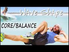 Wave Shape: Core Strength & Balance Ab Workout
