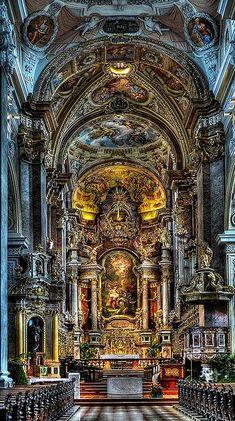 Klosterneuburg Monastery, Vienna