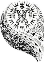 Resultado de imagem para tattoo maori proteção e equilibrio #polynesiantattoosoberarm