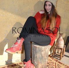 "Sweter ""ROMINASOL""- Hecho a mano Moda Lolita, Free Spirit, Feminine Fashion, Hand Made, Women, Clothing"