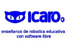 Crea y aprende con Laura: Icaro. La ·#Robótica Educativa Ética de Software y... Robot, Software Libre, Hardware, Facebook Sign Up, Arduino, Logo, Kids Learning, Books, Journals