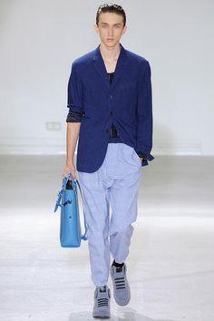 #toneontone #blue #PhillipLim