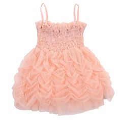 Now available Baby Girl spaghet... Check it out here!  http://www.shopsmartclicks.com/products/baby-girl-spaghetti-strap-dress-summer-kids-princess-tutu-ruffle?utm_campaign=social_autopilot&utm_source=pin&utm_medium=pin #shopsmartclicks #new #deal #bargain