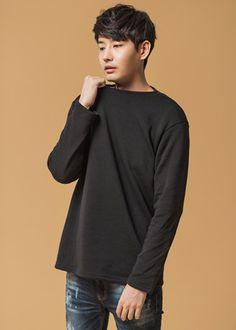 [[MM.02] 밍크 FUR 발열 라운드 티셔츠], 남자티셔츠, 티셔츠, 남자기본티셔츠,남자코디