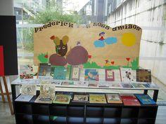 Frederick e os seus amigos é unha mostra de libros infantís da Biblioteca Castrillón nos que os ratiños son os protagonistas. Nail, Exhibitions, Girlfriends, Libros