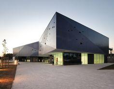 Galería - Centro Comunitario en Venarey-Les Laumes / Dominique Coulon & associés - 17