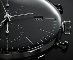 Junghans Watch (CGI) on Digital Art Served