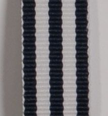 DONE. Grosgrain Striped Ribbon - Navy – Ribbons Unlimited Inc. Online Store
