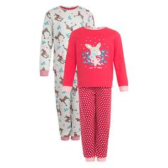 a161e12d02 Buy John Lewis Children s Dog Print Pyjamas