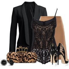 Untitled #850, created by lisamoran on Polyvore