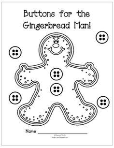 A Place Called Kindergarten: Gingerbread Love From Blogland...