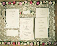 Unikat Papeterie Letterpress Karten :: Lovely Letterpress ::  Hochzeitskarten Mit Feiner Prägung
