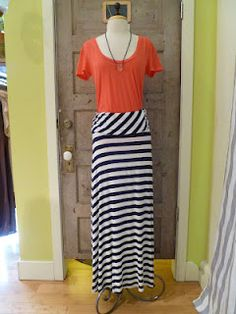love this maxi skirt, Soel Boutique in Provo, Utah