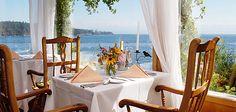 Sooke Harbour House Restaurant