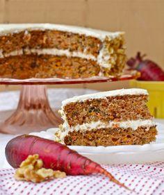 Purple Carrot- Carrot Cake