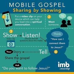 HOW DO YOU USE YOUR CELL PHONE FOR THE GOSPEL? Cell phones part of 'mobile advance' for gospel, church plants in South Asia.